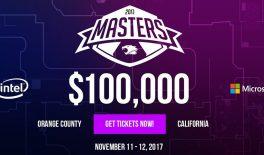 iBuyPower Masters 2017