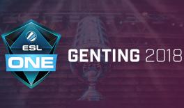 ESL One Genting: Na'Vi в одной группе с Liquid и EG