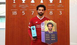 Мохаммед Салах — самый быстрый игрокFIFA 18