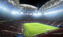 В FIFA 18 добавят все российские стадионы к ЧМ-2018