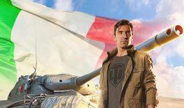 Джанлуиджи Буффон снялся в рекламе World of Tanks. Итальянские танки в надежных руках