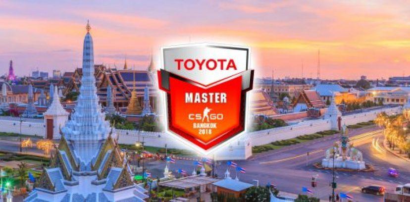 TOYOTA Master Bangkok 2018