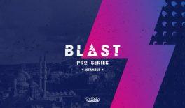 BLAST Pro Series — Istanbul 2018