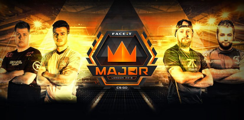 FACEIT Major — London 2018