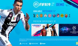 Вышла демка FIFA 19