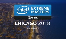 Intel Extreme Masters XIII Chicago