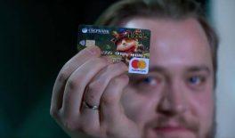 «Сбербанк» выпустил ниндзя карты с чемпионами из League of Legends