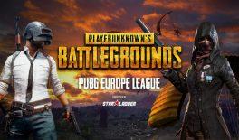Объявили расписание и систему квалификаций на PUBG Europe League с призовыми 1 млн долларов