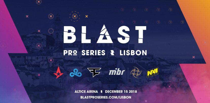 BLAST Pro Series — Lisbon 2018