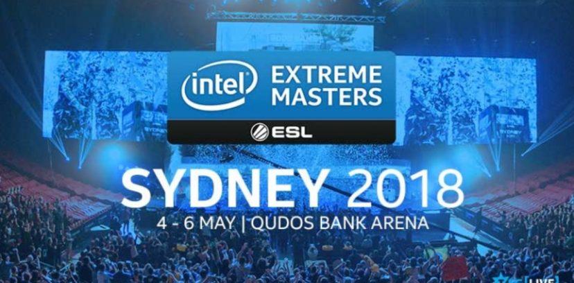 Intel Extreme Masters XIV Sydney
