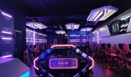 Новая киберспортивная арена в Малайзии напоминает космический корабль
