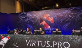 Virtus.pro гарантировали себе The International 2019