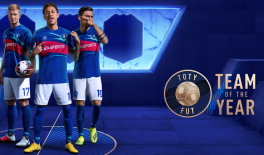 В FIFA 19 появились карточки TOTY. В команде года нет ни Неймара ни Салаха