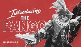 No Pangolier переименовались в ThePango и сменили логотип