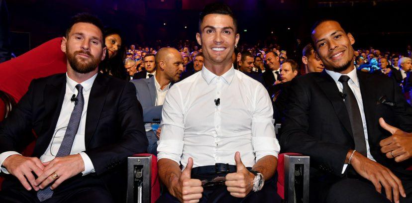 Церемонию вручения наград лучшим игрокам по версии ФИФА отменили из-за COVID-19